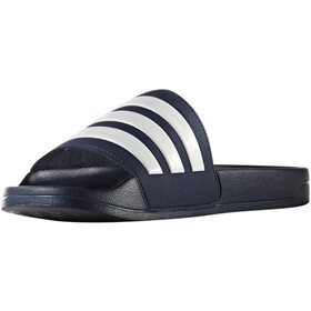 adidas Adilette Shower Claquettes Homme, collegiate navy/footwear white/collegiate navy